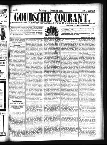 Goudsche Courant 1920-12-11