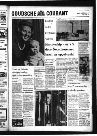 Goudsche Courant 1968-01-24