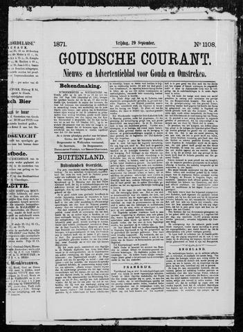 Goudsche Courant 1871-09-29