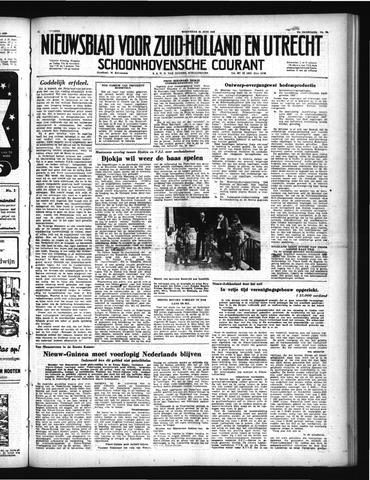 Schoonhovensche Courant 1950-06-21