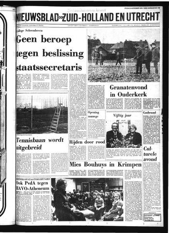 Schoonhovensche Courant 1978-11-24