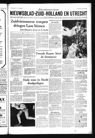 Schoonhovensche Courant 1971-02-08