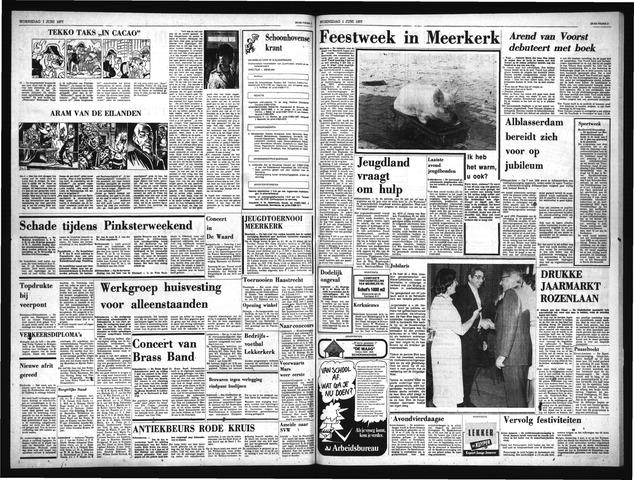 Schoonhovensche Courant 1977-06-01