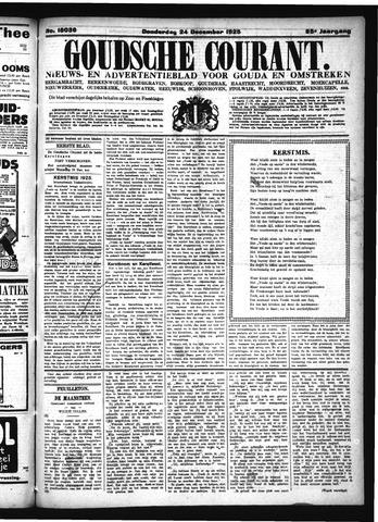 Goudsche Courant 1925-12-24