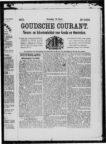 Goudsche Courant 1871-03-29
