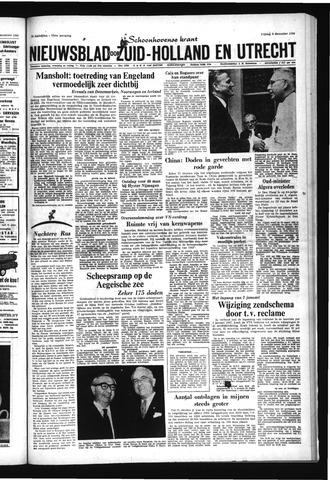 Schoonhovensche Courant 1966-12-09