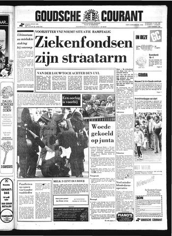 Goudsche Courant 1982-06-16