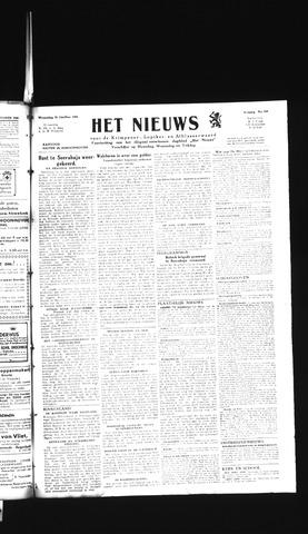 Schoonhovensche Courant 1945-10-31