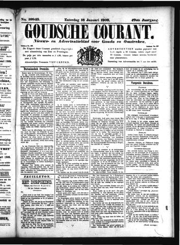 Goudsche Courant 1909-01-16