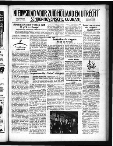 Schoonhovensche Courant 1951-11-05