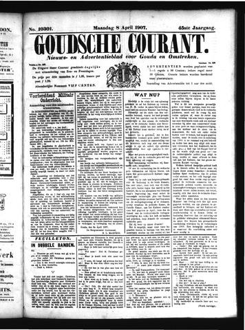 Goudsche Courant 1907-04-08