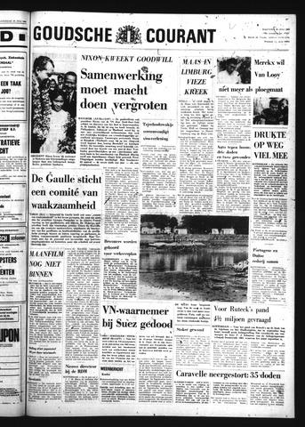 Goudsche Courant 1969-07-28