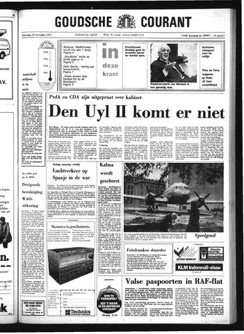 Goudsche Courant 1977-11-12