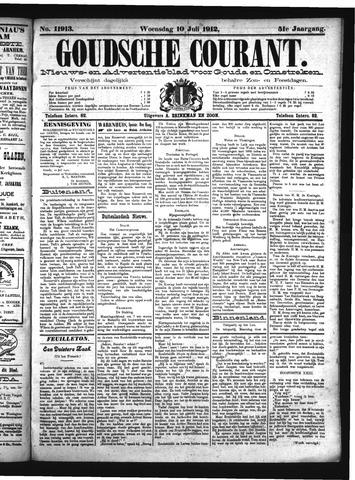 Goudsche Courant 1912-07-10