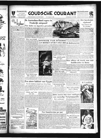 Goudsche Courant 1952-07-02