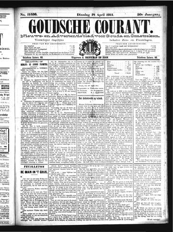Goudsche Courant 1911-04-18