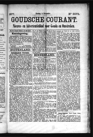 Goudsche Courant 1877-12-09