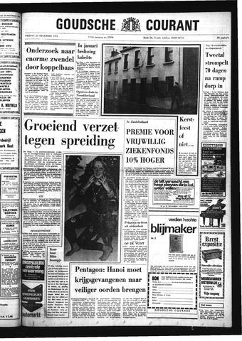 Goudsche Courant 1972-12-22