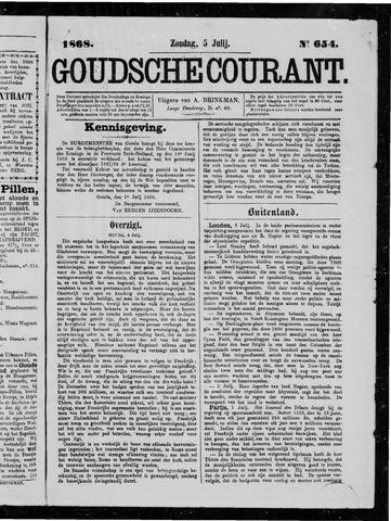 Goudsche Courant 1868-07-05