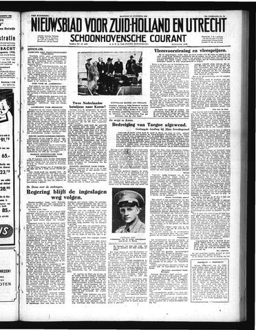 Schoonhovensche Courant 1950-08-21