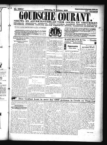 Goudsche Courant 1928-10-13