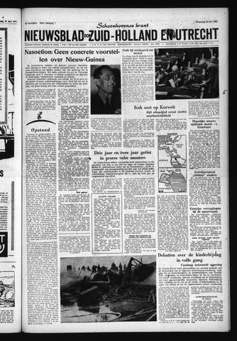 Schoonhovensche Courant 1961-06-28