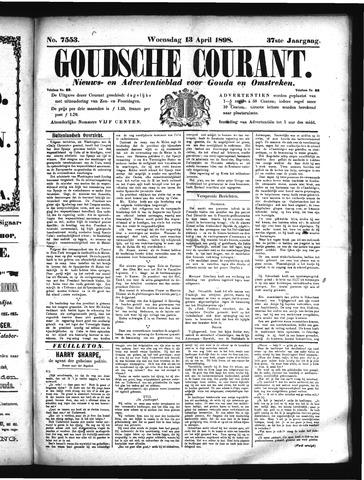 Goudsche Courant 1898-04-13