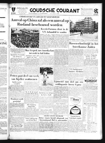 Goudsche Courant 1958-09-09