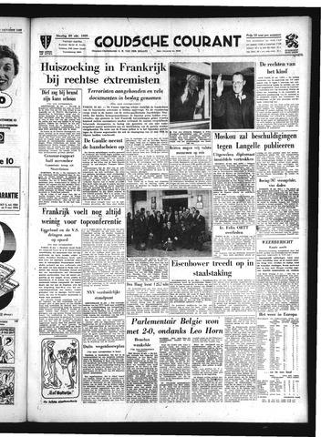 Goudsche Courant 1959-10-20