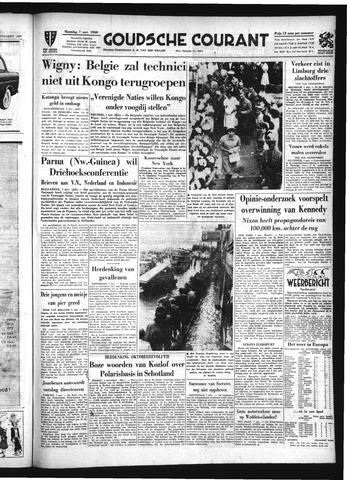 Goudsche Courant 1960-11-07