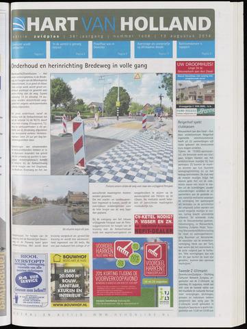 Hart van Holland - Editie Zuidplas 2014-08-13