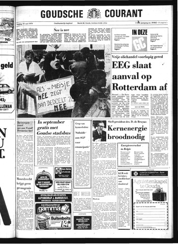 Goudsche Courant 1979-05-18