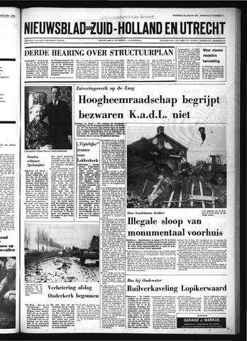 Schoonhovensche Courant 1976-01-28