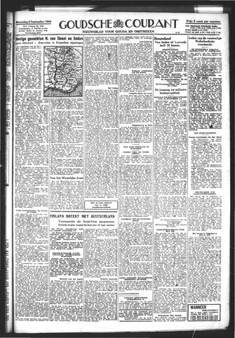Goudsche Courant 1944-09-04
