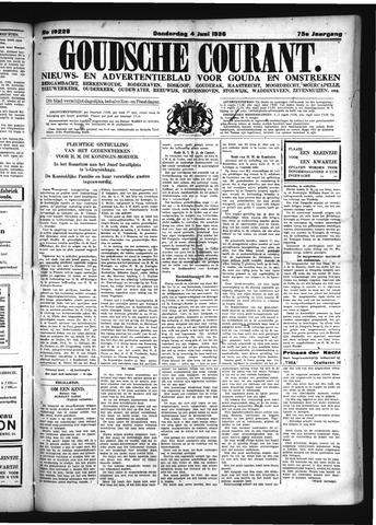 Goudsche Courant 1936-06-04