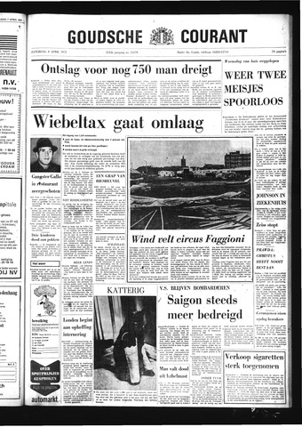 Goudsche Courant 1972-04-08