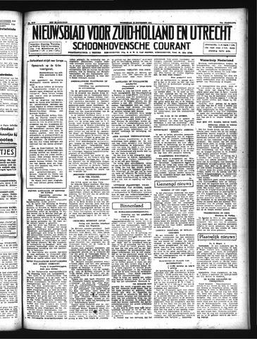 Schoonhovensche Courant 1941-11-12