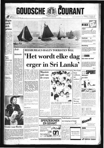 Goudsche Courant 1983-08-01