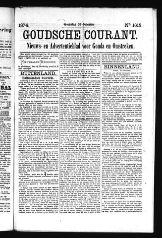 Goudsche Courant 1874-12-30