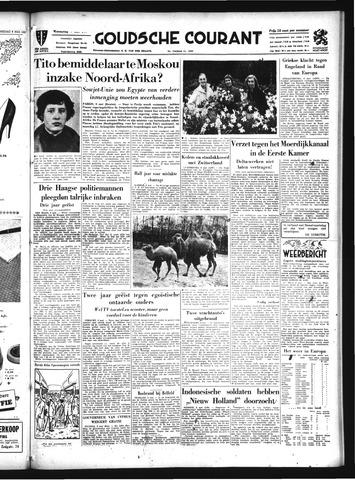 Goudsche Courant 1956-05-09