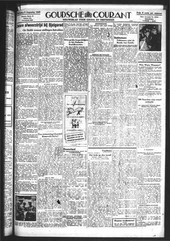 Goudsche Courant 1943-08-09