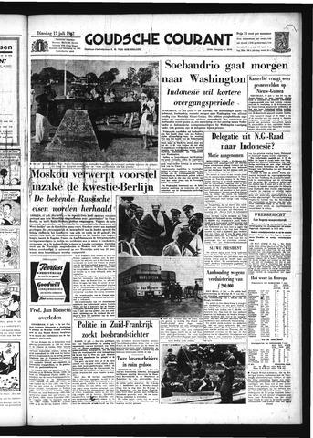 Goudsche Courant 1962-07-17