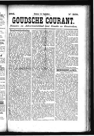Goudsche Courant 1884-09-14
