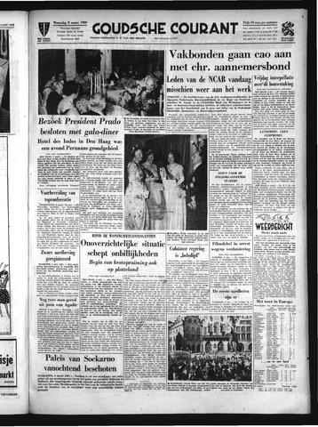 Goudsche Courant 1960-03-09