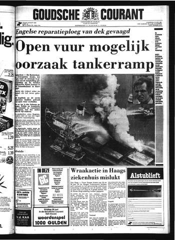 Goudsche Courant 1981-06-25
