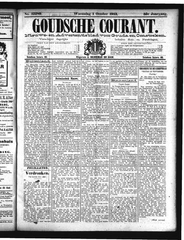 Goudsche Courant 1913-10-01