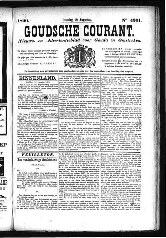Goudsche Courant 1890-08-19