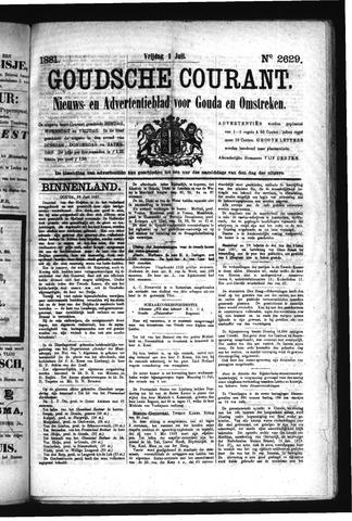 Goudsche Courant 1881-07-01
