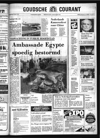 Goudsche Courant 1979-07-14