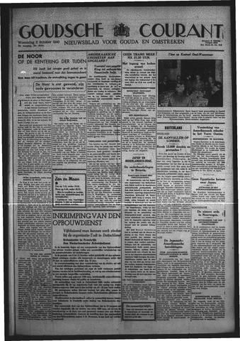 Goudsche Courant 1940-10-02
